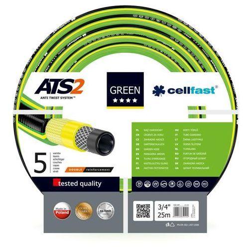 """Cellfast Wąż ogrodowy 15-120 ats2 3/4"""" 25m- natychmiastowa wysyłka, ponad 4000 punktów odbioru! (5901828852480)"""