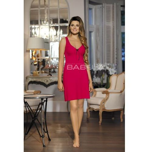Koszula Babella Charlotta XL, różowy/rubin jasny, Babella