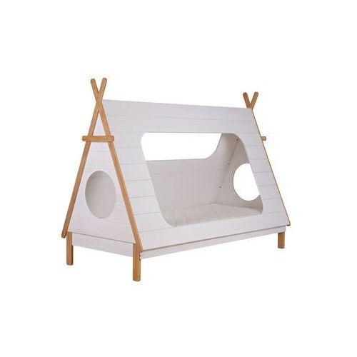 WOOOD:: Łóżko w kształcie namiotu TIPI