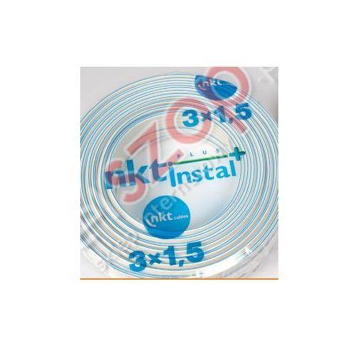 Nkt Ydyp 3x1,50 750v ż.o. p nkt instal plus ydypżo 450/750 v