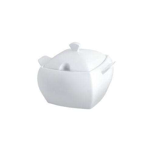 Ambition Waza porcelanowa kubiko/fala