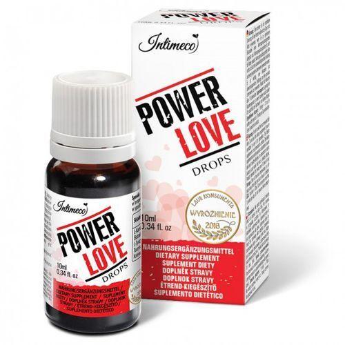 Power Love Drops, na silne libido dla kobiet, towar z kategorii: Potencja - erekcja