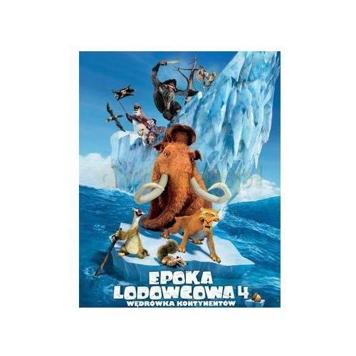 Epoka lodowcowa 4: Wedrówka kontynentów (DVD) - Steve Martino, Mike Thurmeier