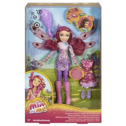 Mam modna mia z akcesoriami marki Mattel