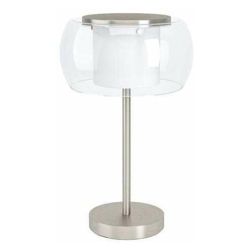briaglia-c 99024 lampa stołowa lampka 1x15w led czarna/biała marki Eglo
