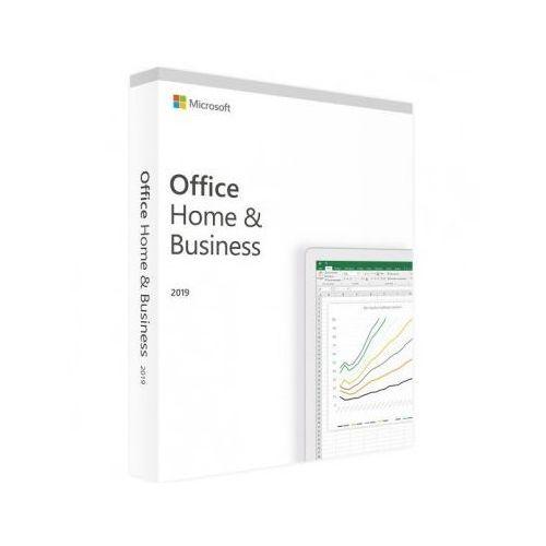 office 2019 dla użytkowników domowych i małych firm dla mac marki Microsoft