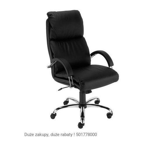 Nowy styl Fotel biurowy nadir steel02 chrome z mechanizmem tilt