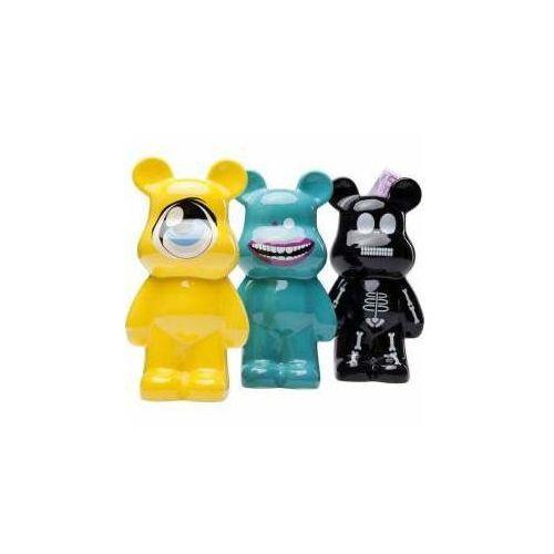 KARE Design:: Skarbonka Funky Bear New Generation - niebieska, 35925_2