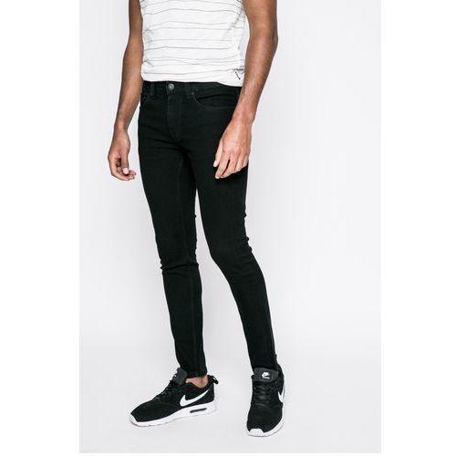 - jeansy warp black marki Only & sons