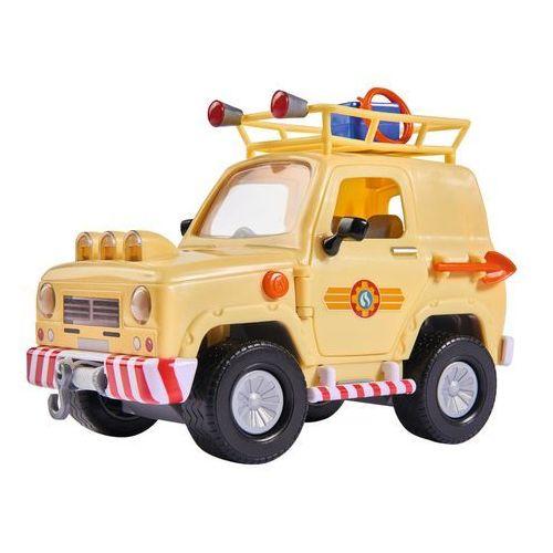 Jeep ratunkowy z figurką Strażak Sam Simba 9251001 (4006592006228)