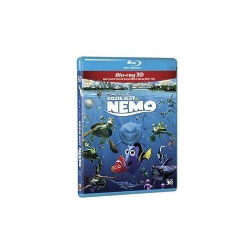Gdzie jest Nemo? 3D i 2D [2Blu-ray]