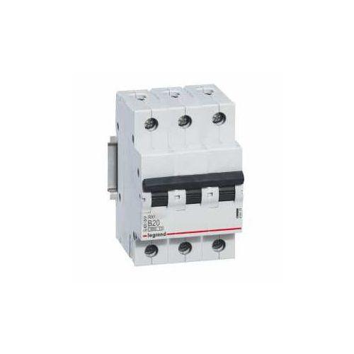 rx3 wyłącznik nadprądowy 3p b20 419170 marki Legrand