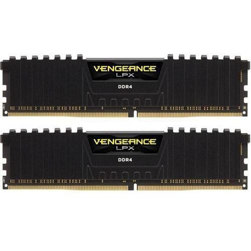 Corsair 16GB 3200MHz Vengeance LPX Black CL16 (2x8192), CMK16GX4M2B3200C16