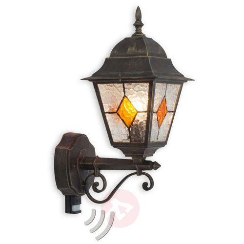Lampa zewnętrzna JASON z czujnikiem ruchu (4004353128691)