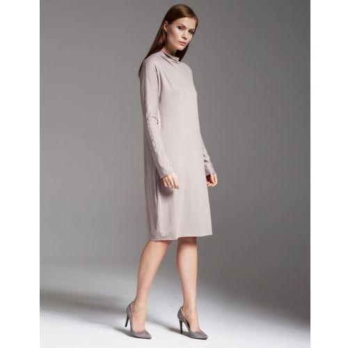 Sukienka (kolor: kremowy) marki Vzoor