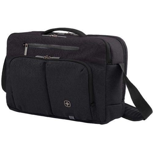 Wenger Torba citystream briefcase 15,6 czarna (602820)