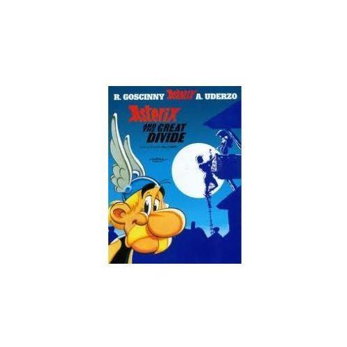 Asterix & the Great Divide (b.#25) (opr. miękka)