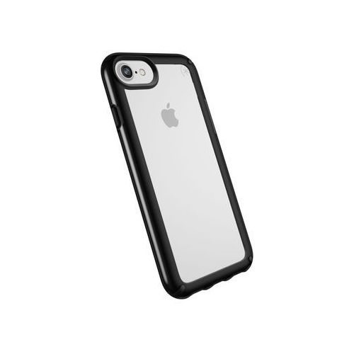 Speck Presidio Show Etui Obudowa iPhone 8 / 7 / 6S / 6 (Clear/Black), kolor czarny