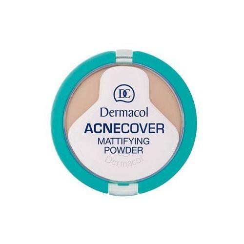 acnecover puder w kompakcie do skóry z problemami odcień porcelain (mattifying powder) 11 g marki Dermacol