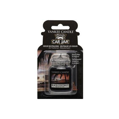 Yankee Candle Black Coconut odświeżacz do samochodu + do każdego zamówienia upominek.