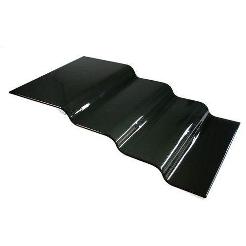 Schodki szklane - kaskada 3-stopniowa czarna marki Dajar