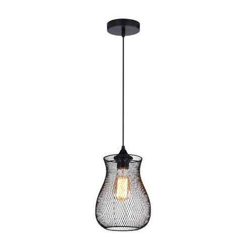 Lampa wisząca CANDELLUX Briks Kielich 1x60W Czarny + DARMOWY TRANSPORT!