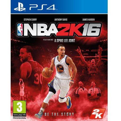 NBA 2K16 z kategorii [gry PS4]
