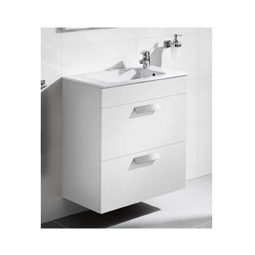 ROCA Debba Unik Compacto szafka biały połysk + umywalka 80 A855907806, A855907806