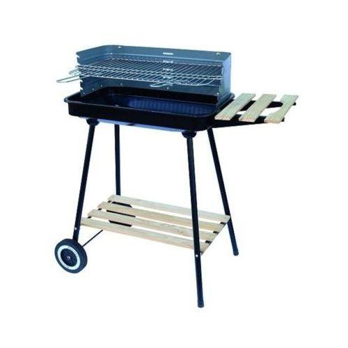 Floraland Master grill grill prostokątny z półką boczną