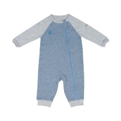 organic raglan pajacyk blue xs marki Juddlies