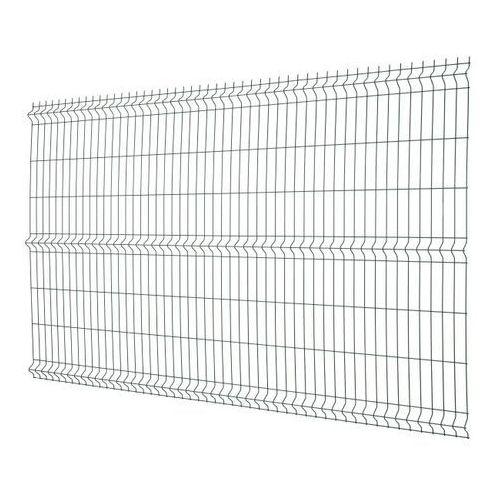 Panel ogrodzeniowy Polargos 153 x 250 cm oczko 5 x 20 cm zielony (5903427777867)