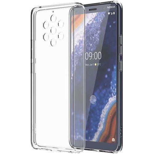 Etui 3MK Clear Case do Nokia 9 Przezroczysty (5903108083669)
