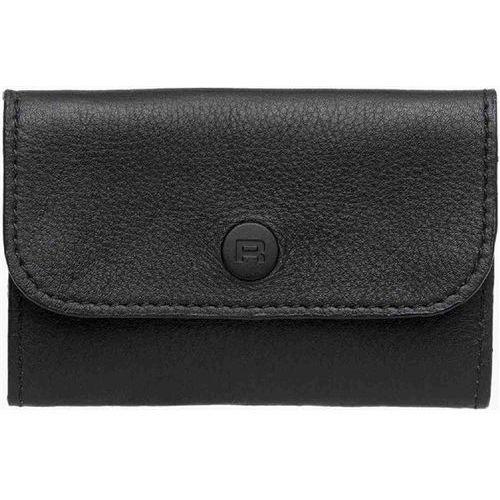 Reell Portfel - essential leather black (black) rozmiar: os