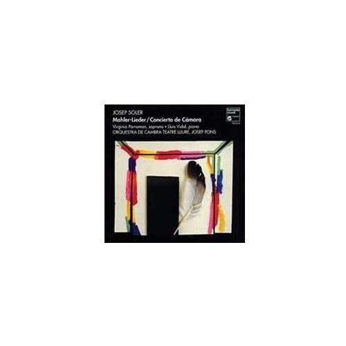 Concerto De Chambre / Mahler-lieder, HMC905231