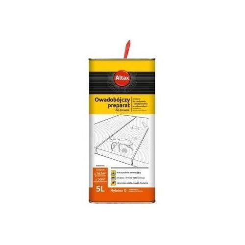 (hylotox q)- preparat owadobójczy, 5 l marki Altax