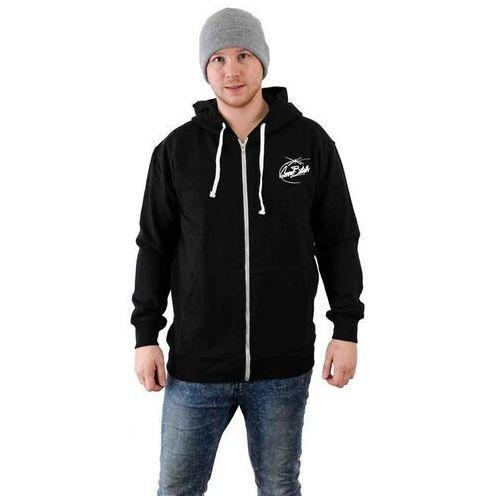 Snowbitch Bluza - tag holy zip-hoody black (black) rozmiar: xl