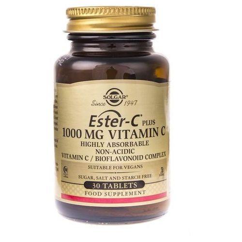 Tabletki Solgar Ester C Plus – 1000 mg Witaminy C - 30 tabletek