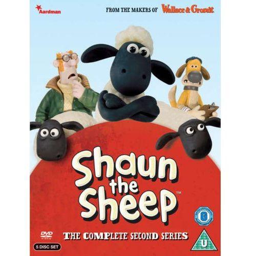Shaun the Sheep - Complete Series 2 (5014138607029)