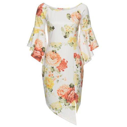 Sukienka jeżynowy, Bonprix, 32-50