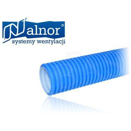 Alnor Elastyczny, polietylenowy przewód wentylacyjny 75mm/50mb (flx-hdpe-75)