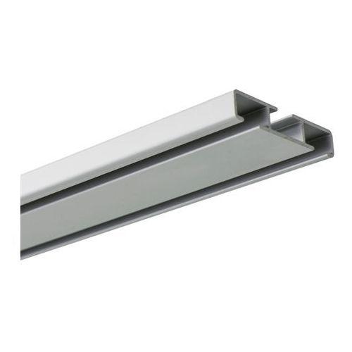 Szyna sufitowa 300 cm aluminium/inox, 3681
