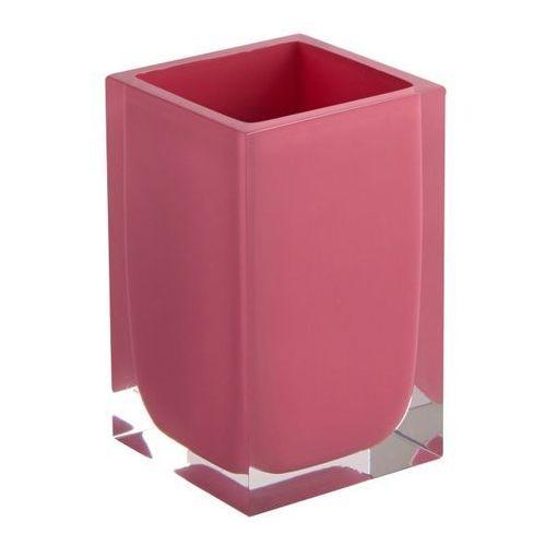 Kubek łazienkowy Capraia różowy, B1185C/PK