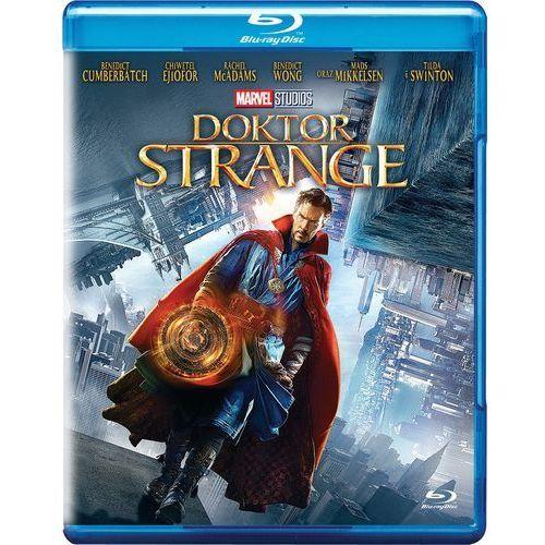 Doktor Strange (Blu-ray) - Scott Derrickson DARMOWA DOSTAWA KIOSK RUCHU (7321917506113). Najniższe ceny, najlepsze promocje w sklepach, opinie.