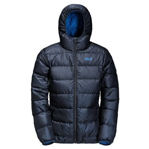 Jack wolfskin Kurtka puchowa helium women - night blue