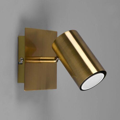 Trio Marley 802400104 plafon lampa sufitowa 1x35W GU10 patyna, kolor Złoty