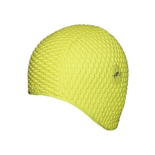 Crowell Czepek bąbelkowy żółty