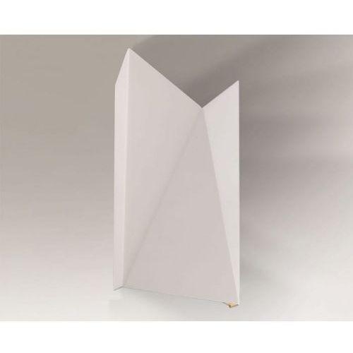 Shilo Agi kinkiet 4423/g9/bi 30cm biały