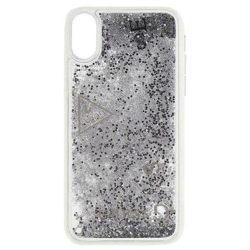 Guess guhcpxgluflsi iphone x (srebrny)