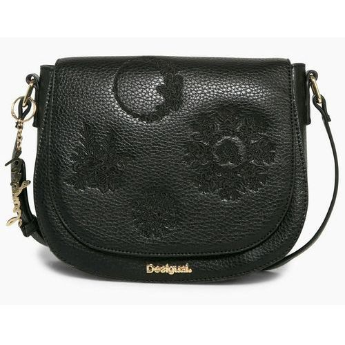 Desigual torba na ramię black (8434486184343)