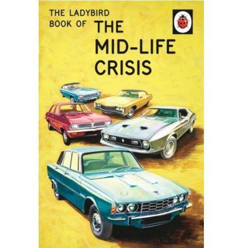 Ladybird Book of the Mid-Life Crisis, oprawa twarda